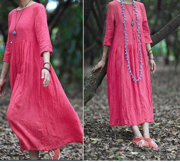 Платье в стиле бохо своими руками фото 3