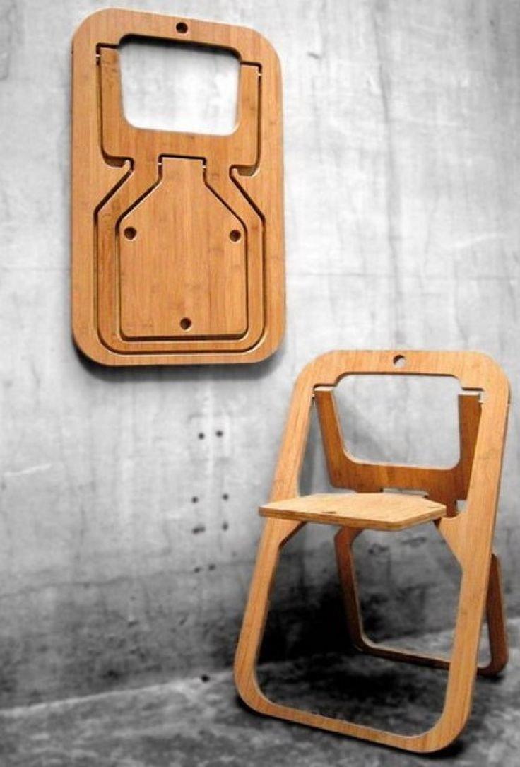 Оригинальные стулья своими руками 89