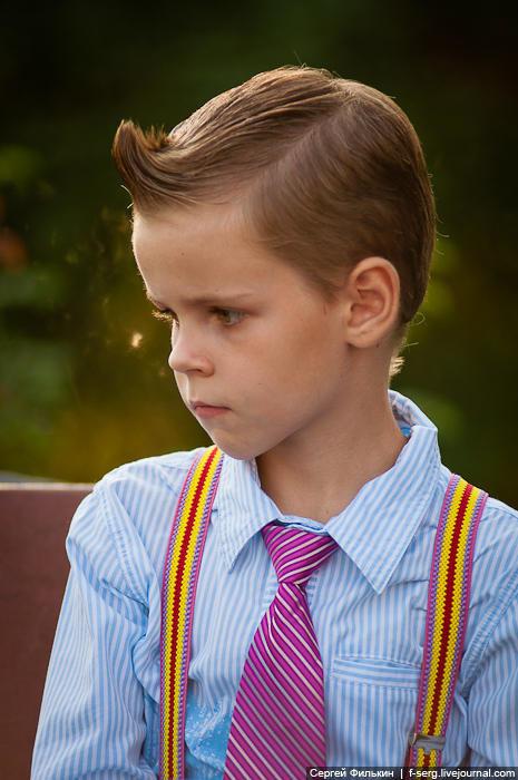 Прически для мальчиков стиляги