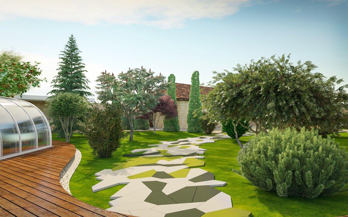 Архитектурный и ландшафтный дизайн