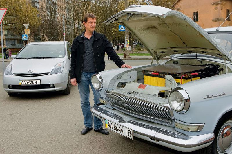 Авто электромобили своими руками