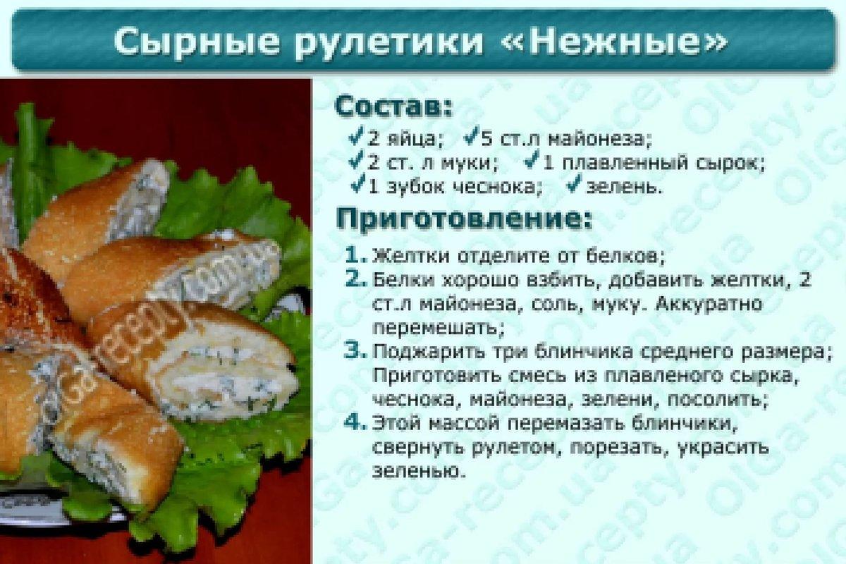 Разные блюда на каждый день и рецептами 39