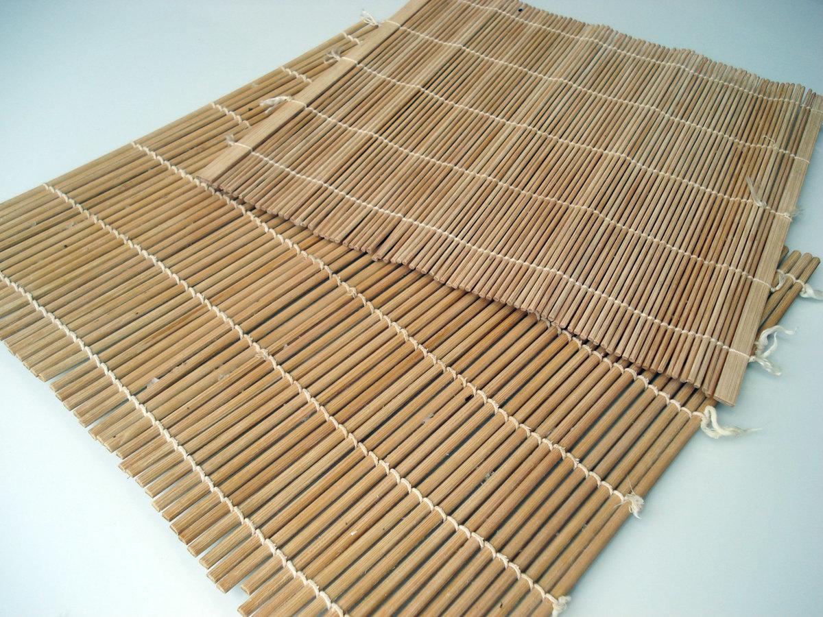 Плетение циновки из рогоза своими руками Из дерева 13