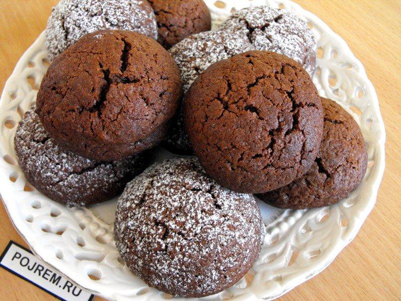 Как сделать из какао печенье 240
