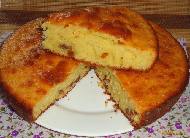 Рецепты пирогов творожный в домашних условиях 347