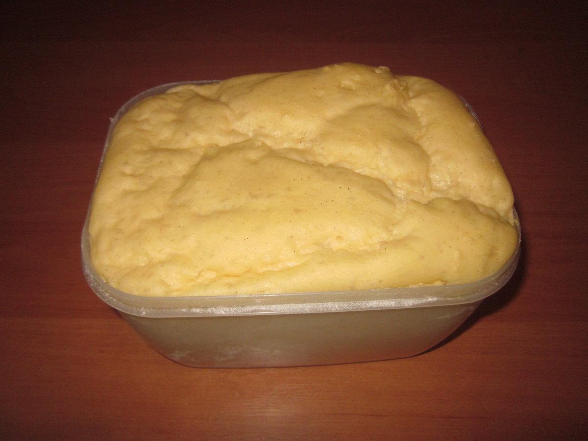 Тесто на булочки дрожжевое на молоке пошагово