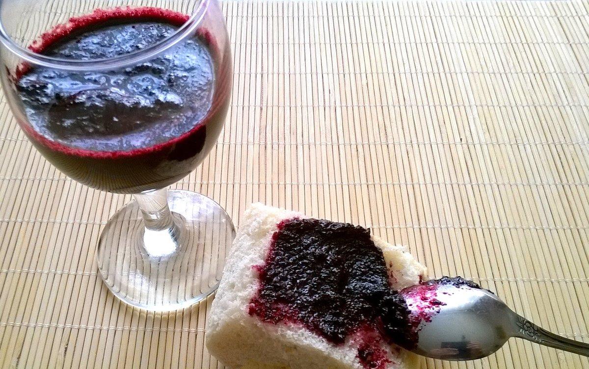Что приготовить из черноплодной рябины в домашних условиях простой