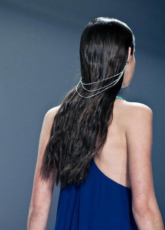 Как сделать все волосы стоя