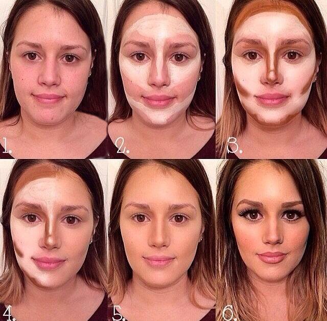 Как сделать чтобы лицо было идеально чистым