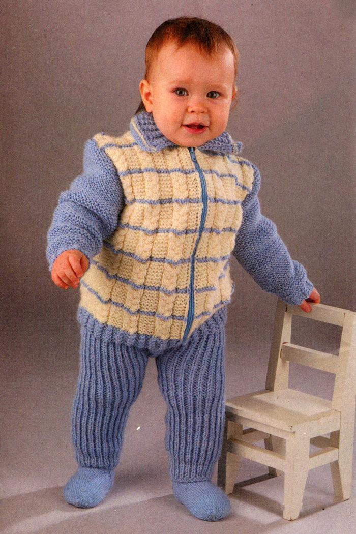 Вязание для мальчиков три года