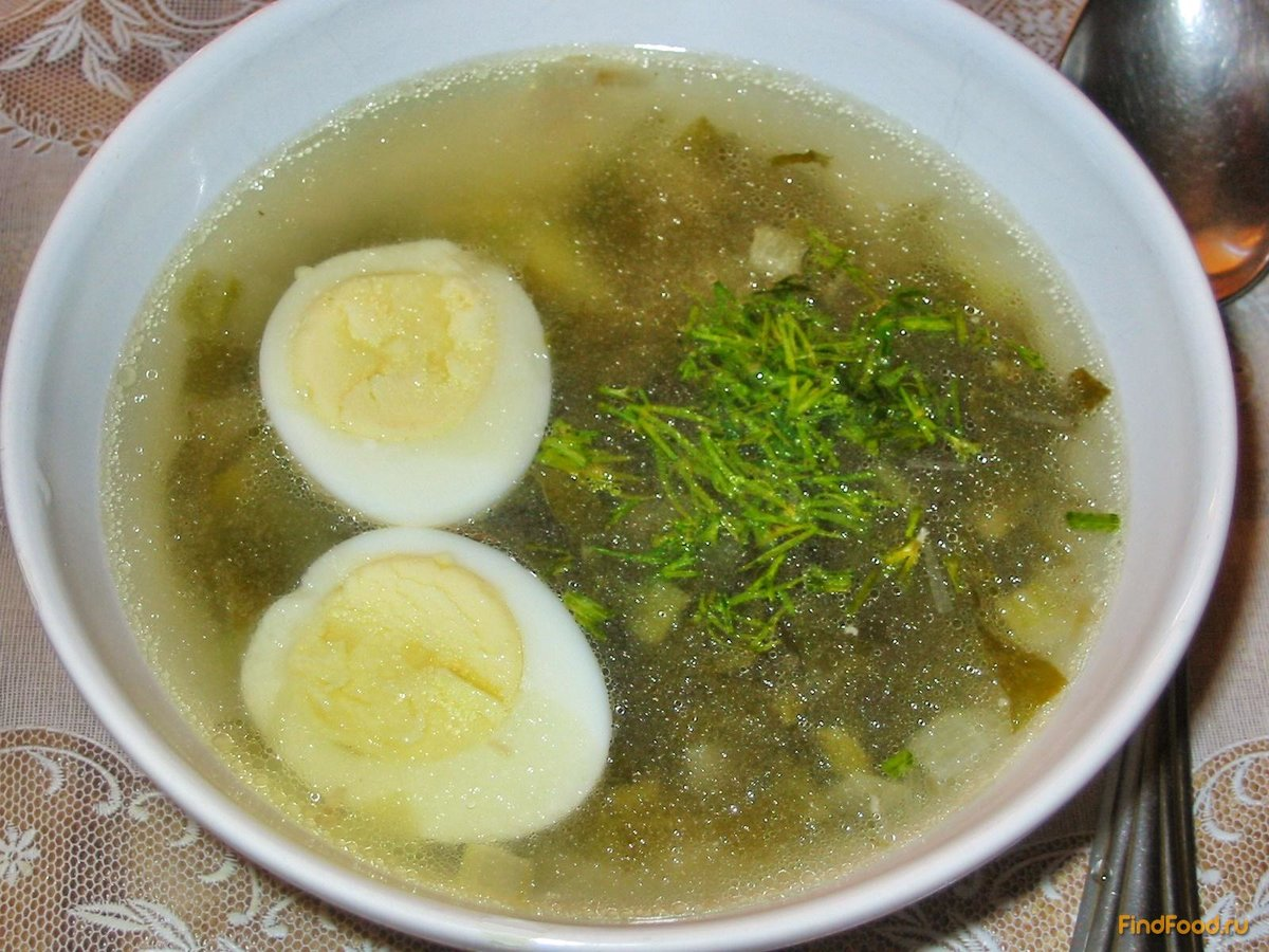 Проверенный рецепт приготовления супа с яйцом, шаг за шагом с фотографиями 33