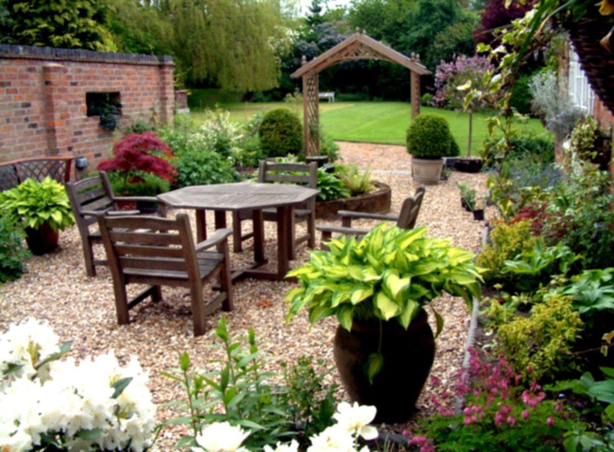 Оформление двора частного дома своими руками (фото) Обустройство частного дома своими руками