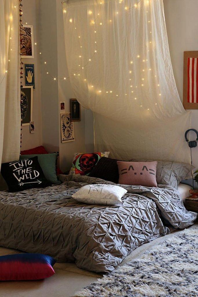 Как сделать декор для спальни своими руками 87