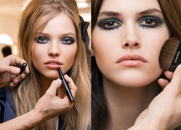 Популярный макияж на 2017 год