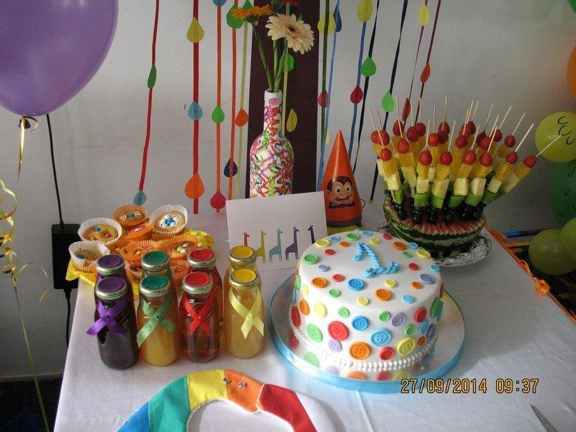 Все для детского дня рождения своими руками 53
