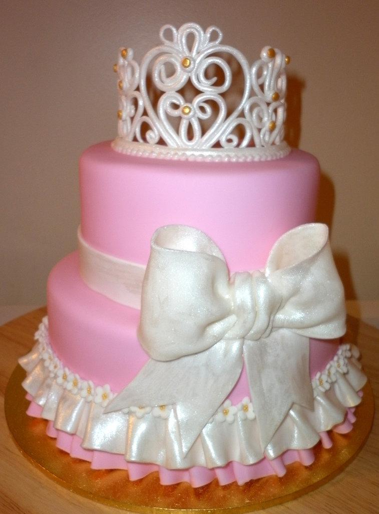 Торт в стиле принцессы своими руками 20