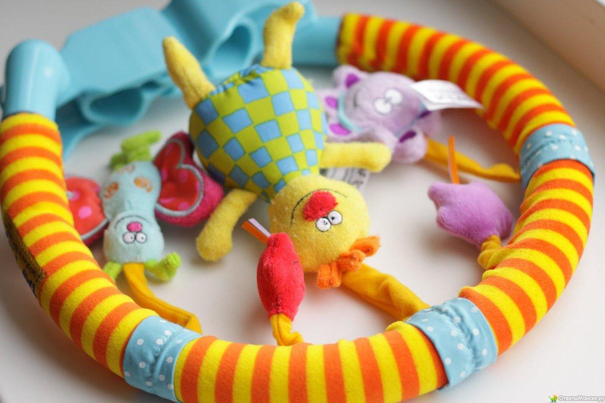 Игрушки для грудных детей своими руками 84