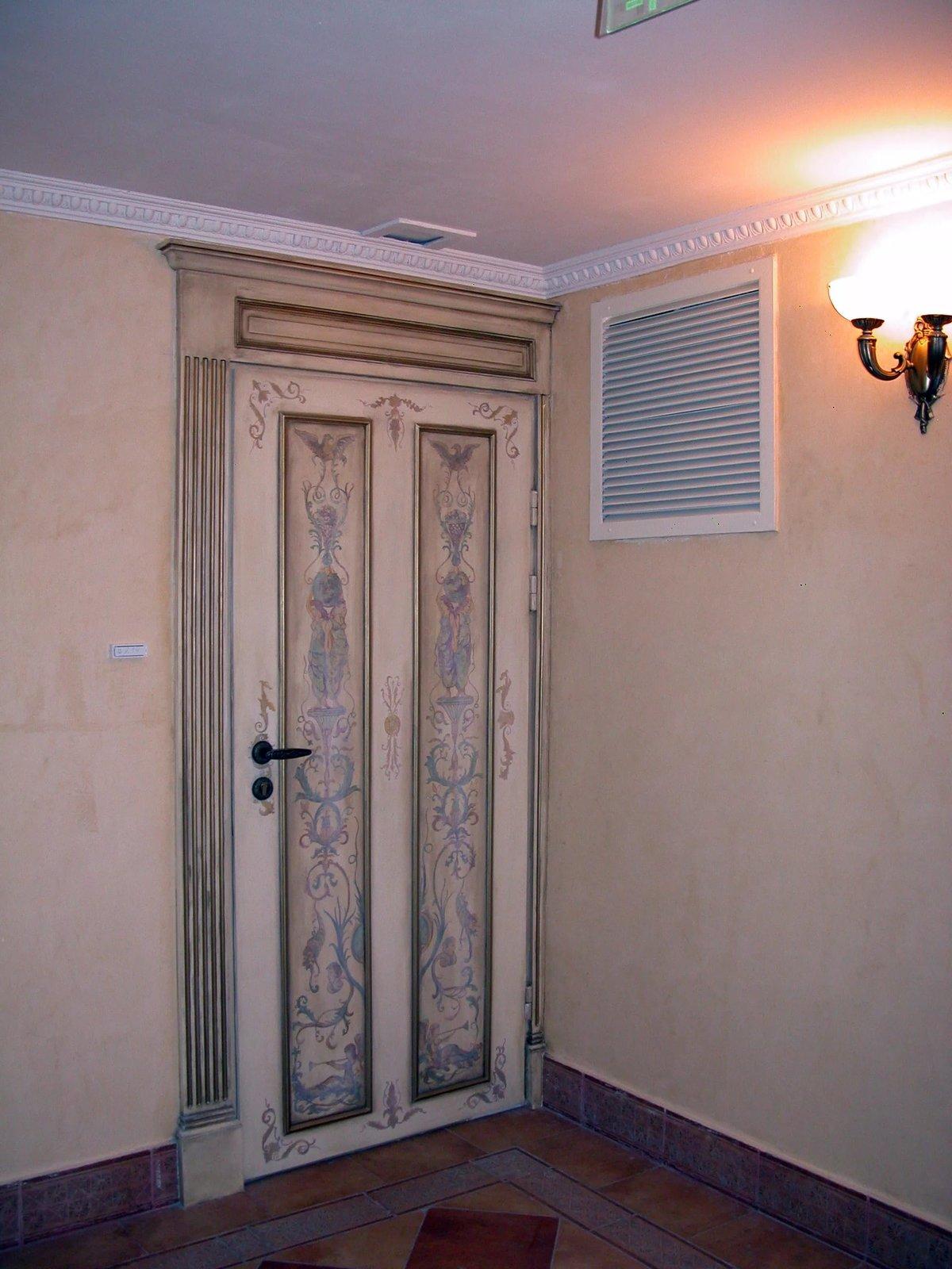 Как с старой межкомнатной двери сделать новую7