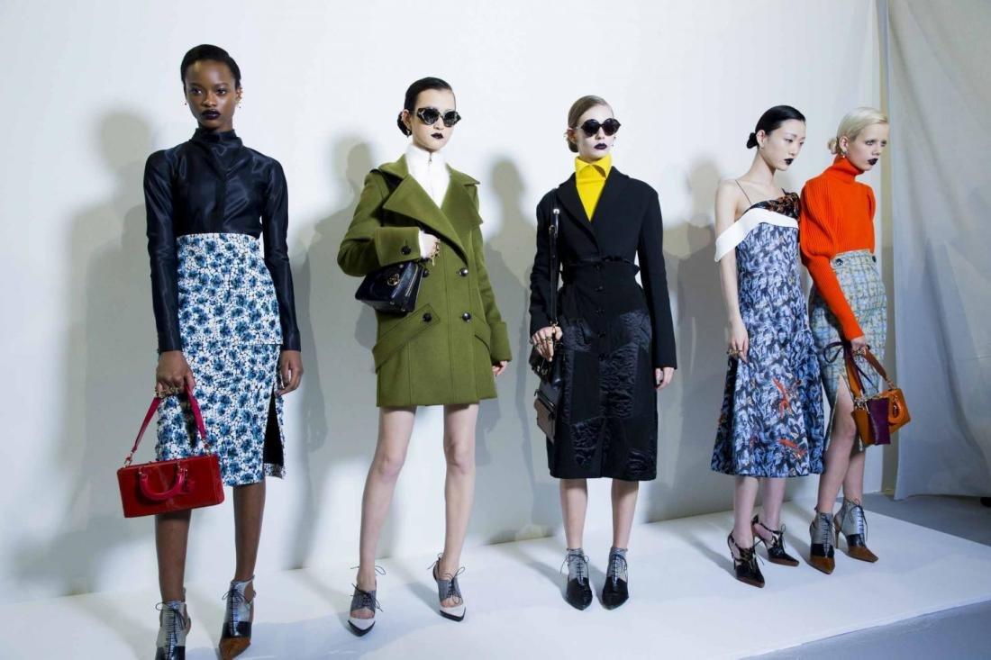женская мода весна лето 2018 года модные тенденции фото