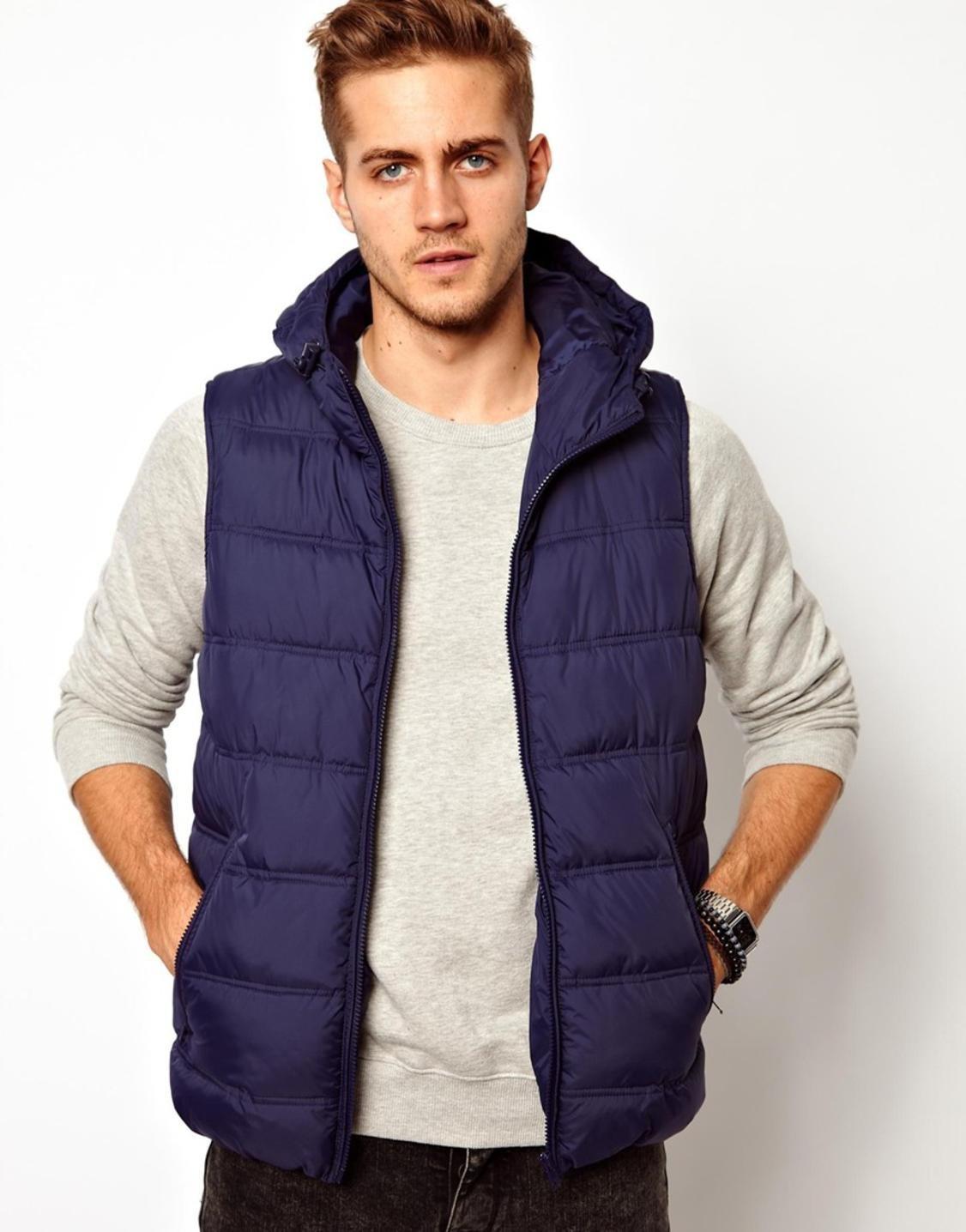 Мужской жилет и безрукавка - как их нужно носить