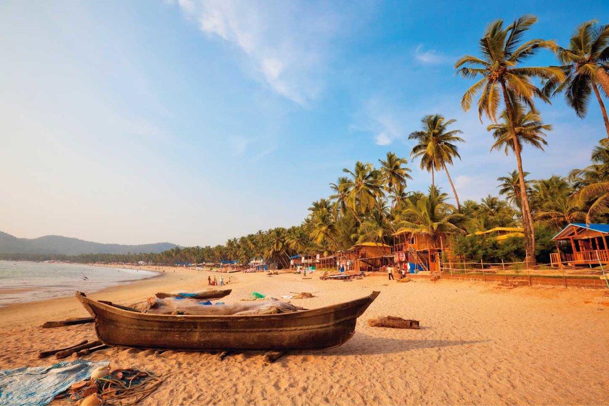 Гоа пляжи курорты фото