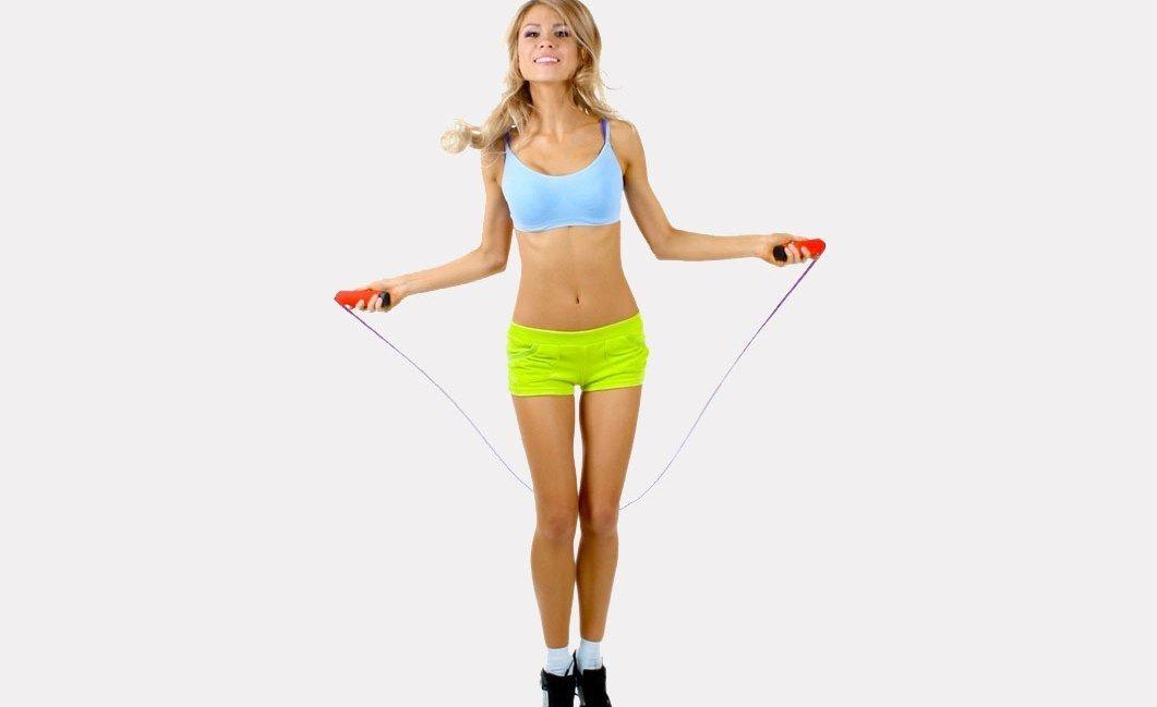 Поможет ли скакалка сбросить вес