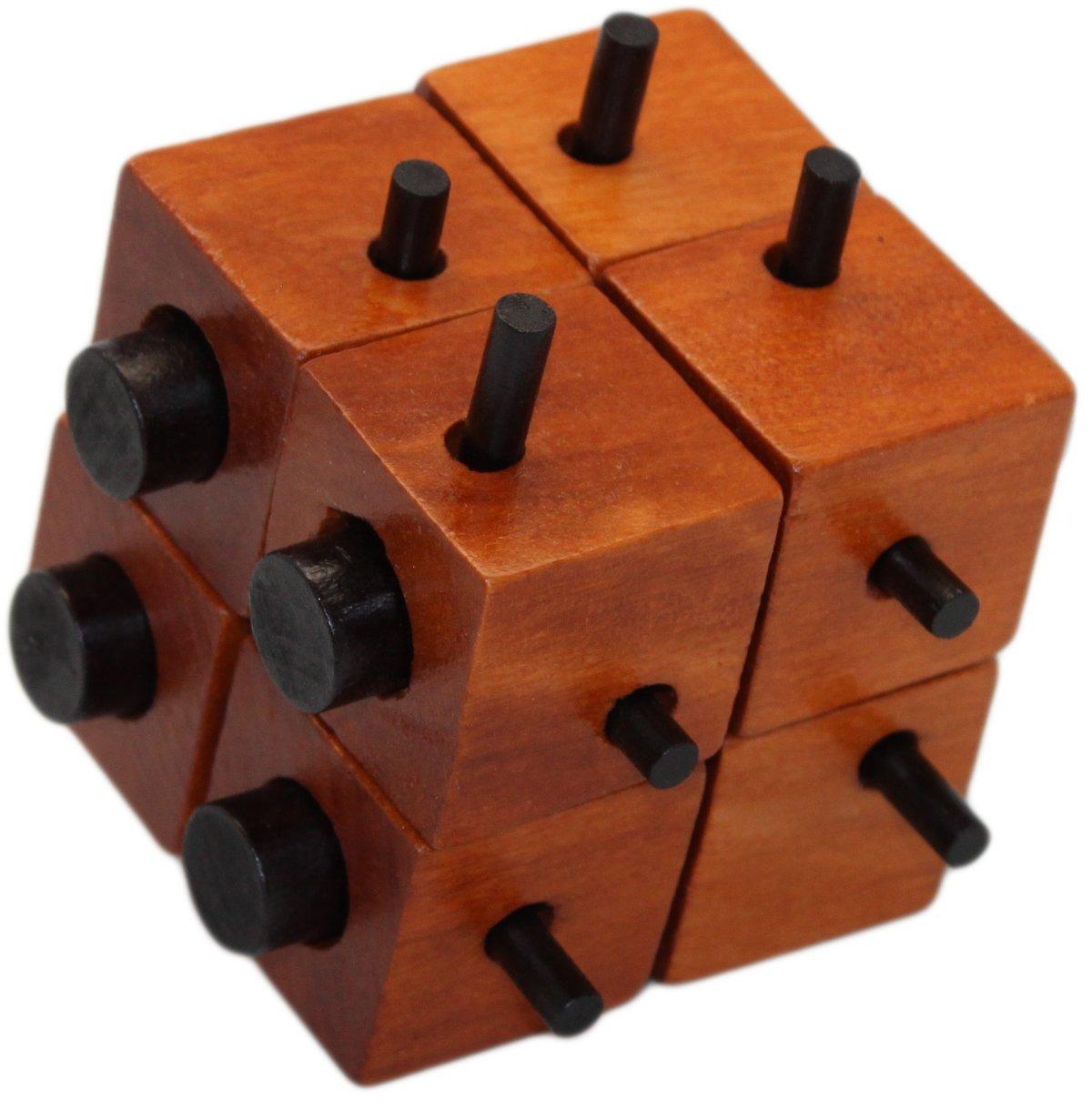 3д головоломки своими руками