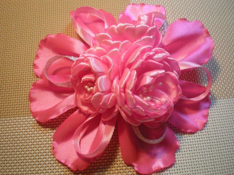 Резинки цветы своими руками