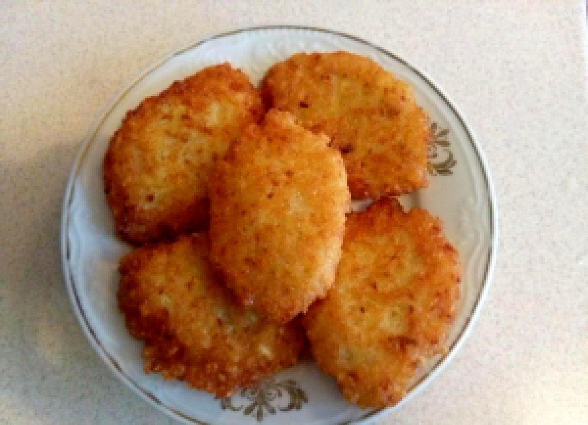 Драники из картошки пошагово
