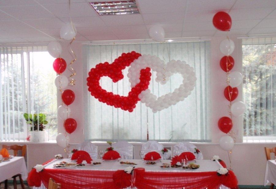 Фото как своими руками украсить зал для свадьбы своими руками 41