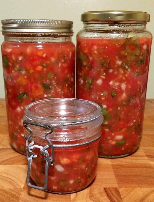 Салат из помидор на зиму пальчики оближешь рецепты с