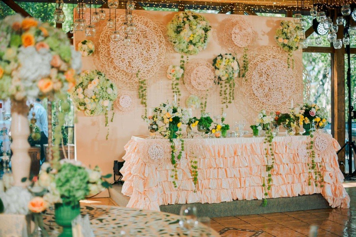 Декор для оформления свадебного