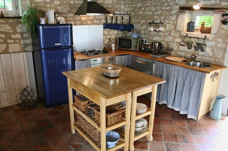 Летняя кухня в деревни своими руками 492