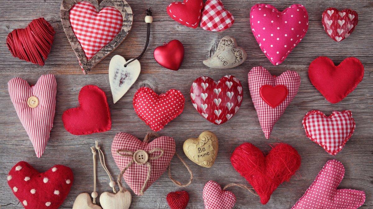 Идеи сердец своими руками