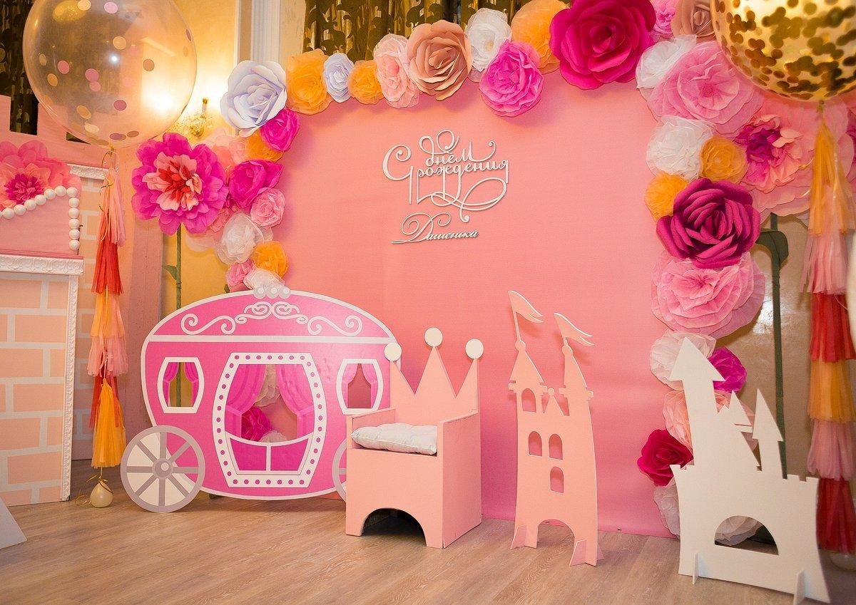 Как украсить стены своими руками на детский день рождения