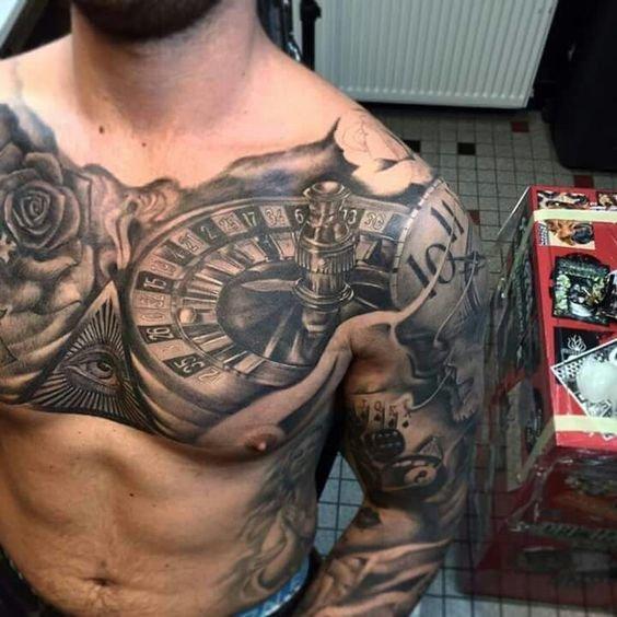Tattoo roulette 5fm casino luc sur mer restaurant