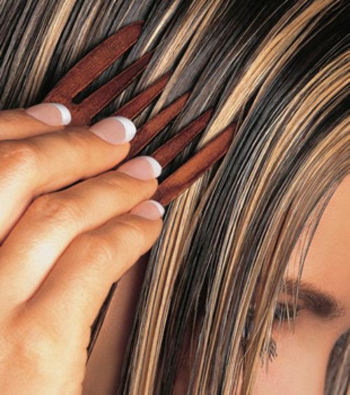 Колорирование волос своими руками 19