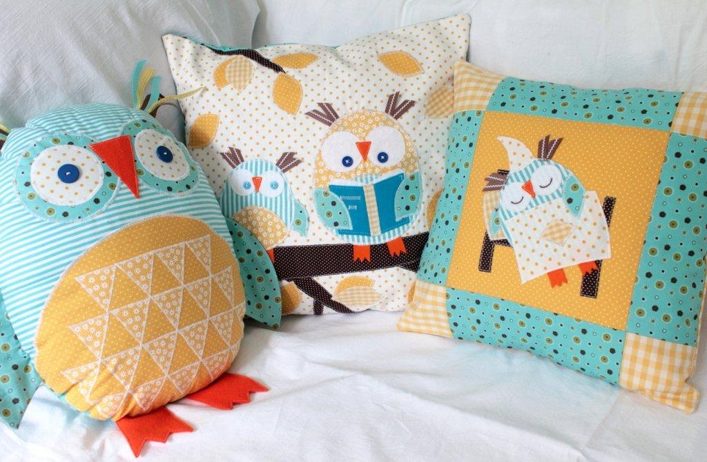 Как сшить красивую подушку своими руками 53