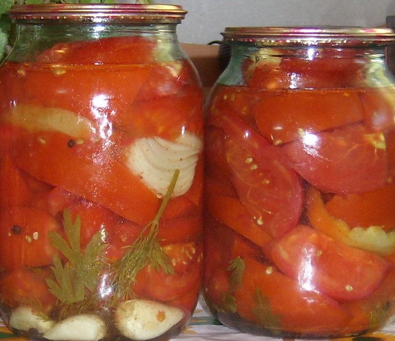 Зимние заготовки салатов с