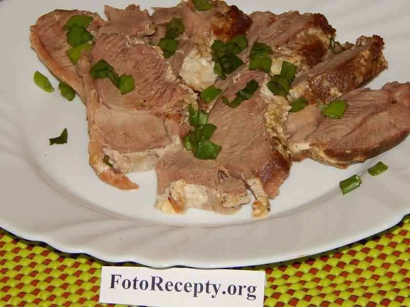 Индейка в духовке филе рецепт с пошагово