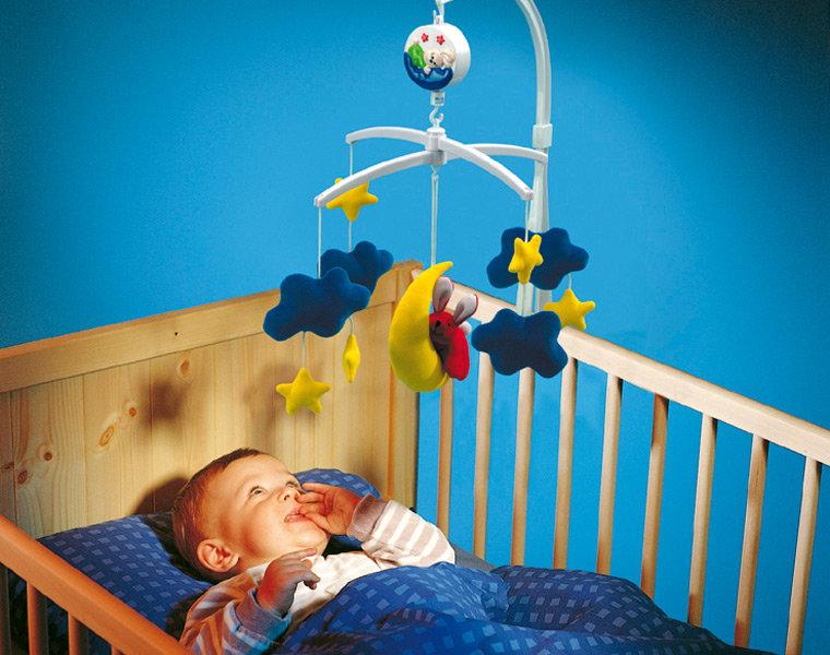 Мобиль игрушки на кроватку своими руками 50