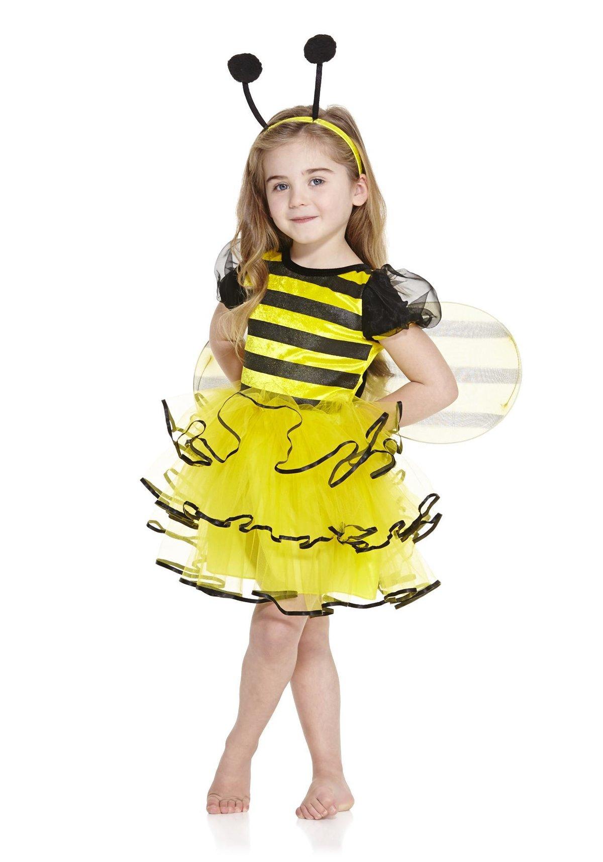 Как сделать новогодний костюм пчелки
