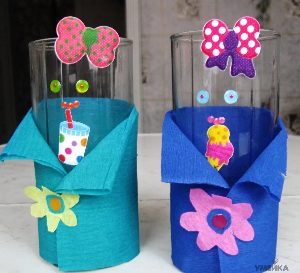 Поделки для дня рождения своими руками для детей 60