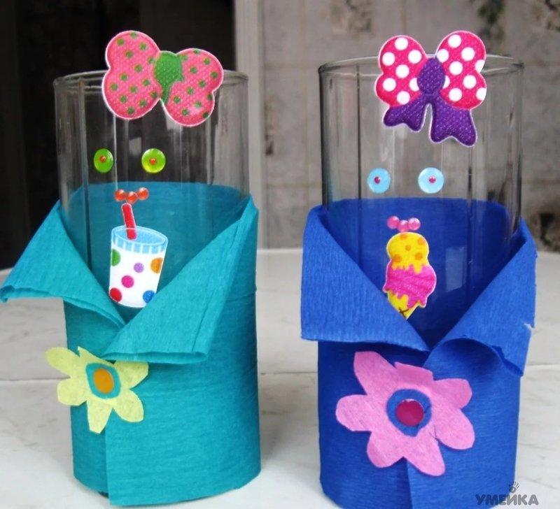 Поделки на день рождения своими руками из бумаги оригами