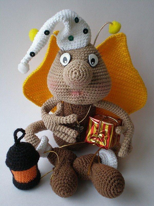 Вязание красивые игрушки 72