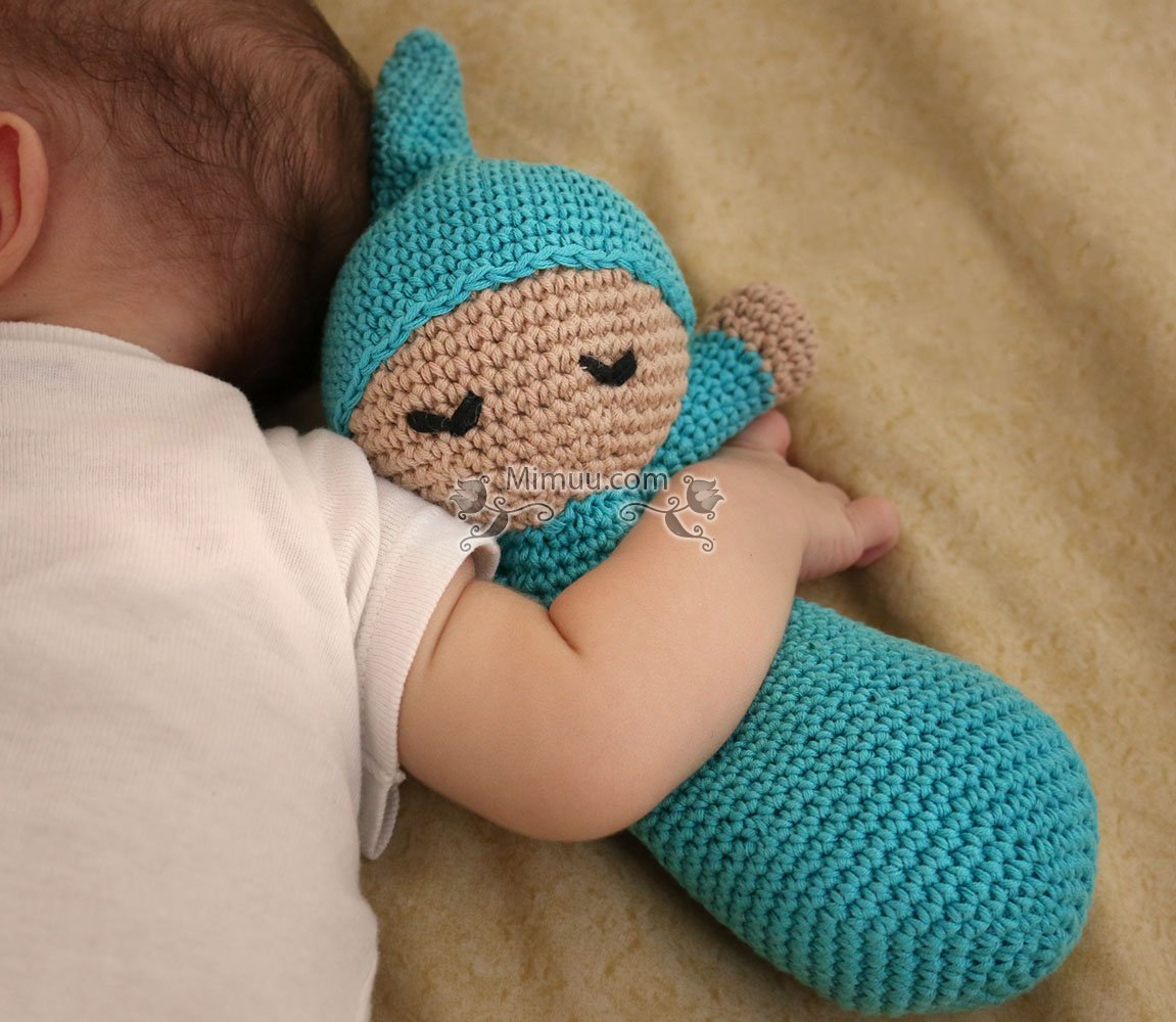 Игрушка для сна ребенка своими руками крючком 83