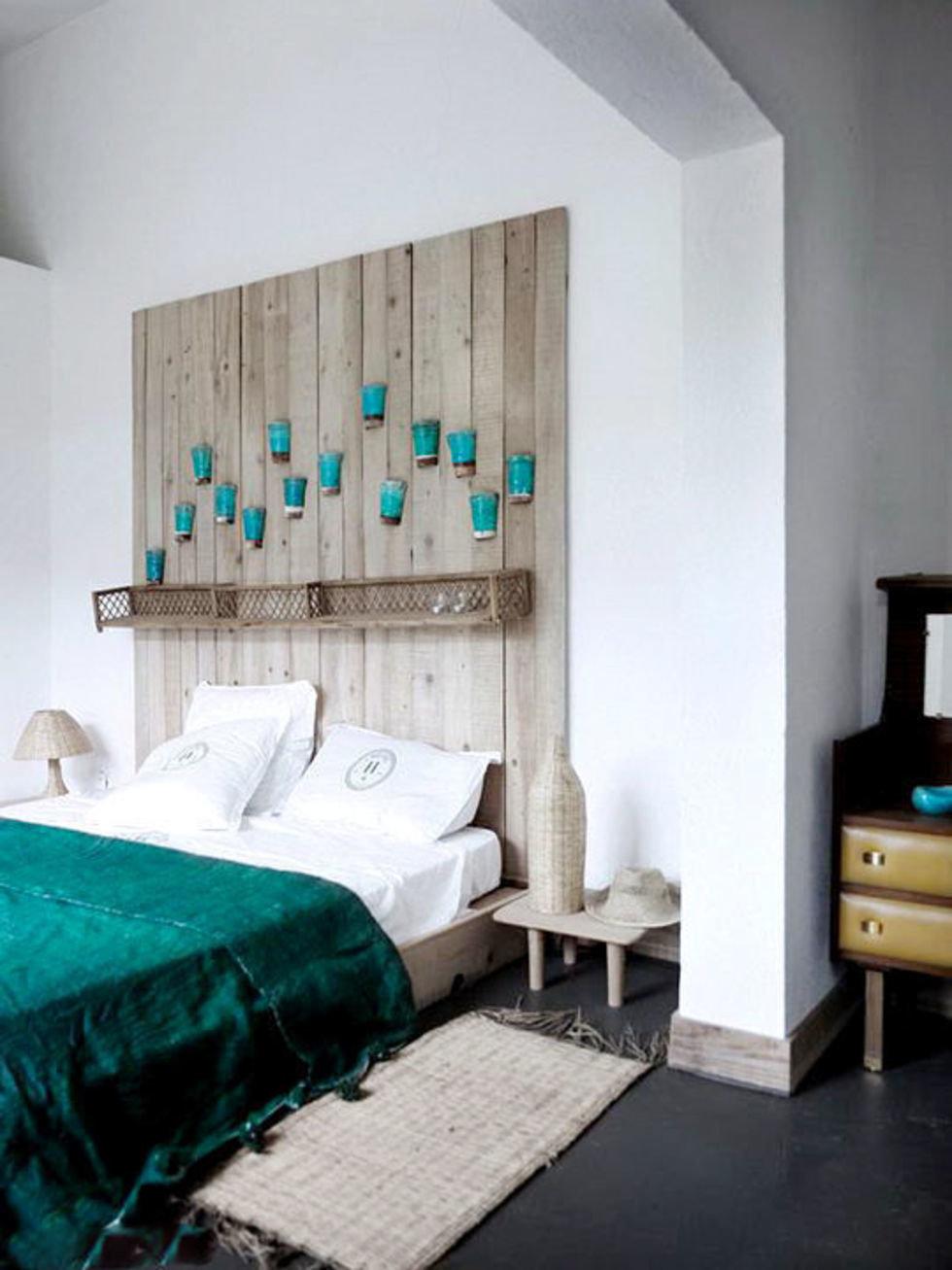 Идеи для стены над кроватью своими руками