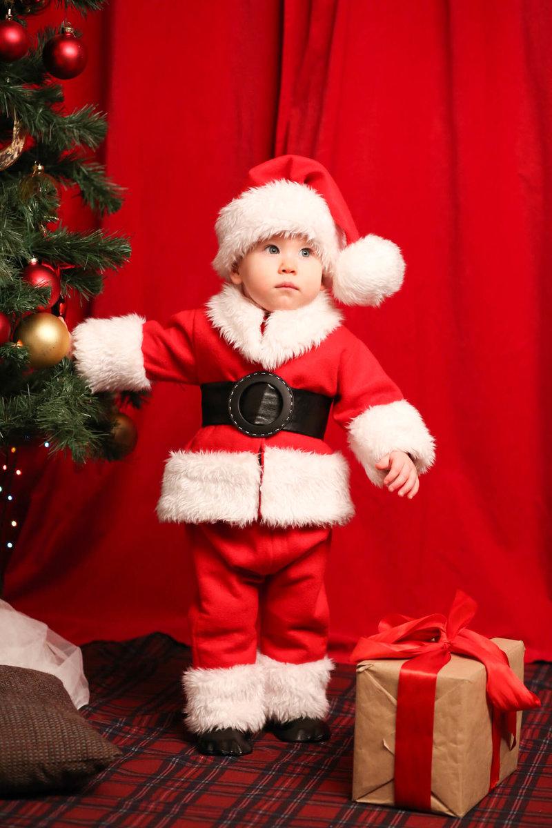 Новогодние костюмы санта клауса своими руками