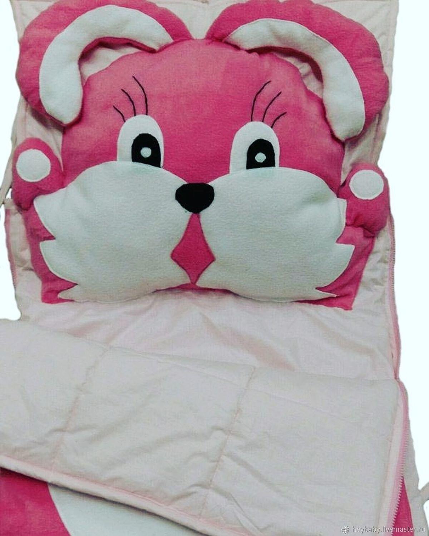 Слипики для детей: спальные комплекты Зоосад для новорожденных 3