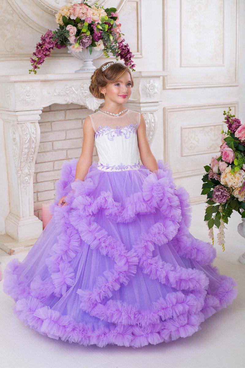 Детские бальные платья цены и